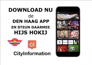 nieuwe city app
