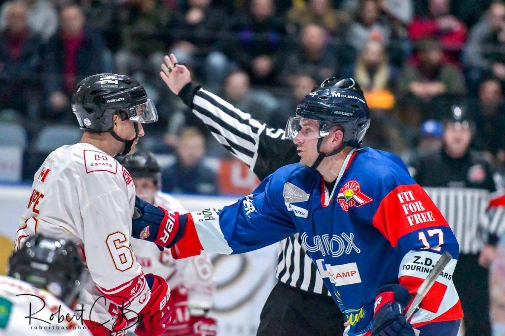 Foto impressie 09 nov. 2018   Cairox Hijs Hokij vs Era Renomar HYC Herentals