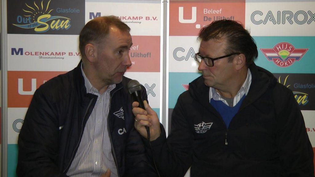 Interview Cairox Hijs Hokij vs Zoetermeer Panters