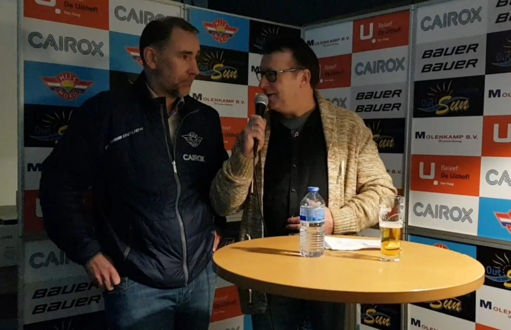 Interview Cairox Hijs Hokij vs Bulldogs Liège