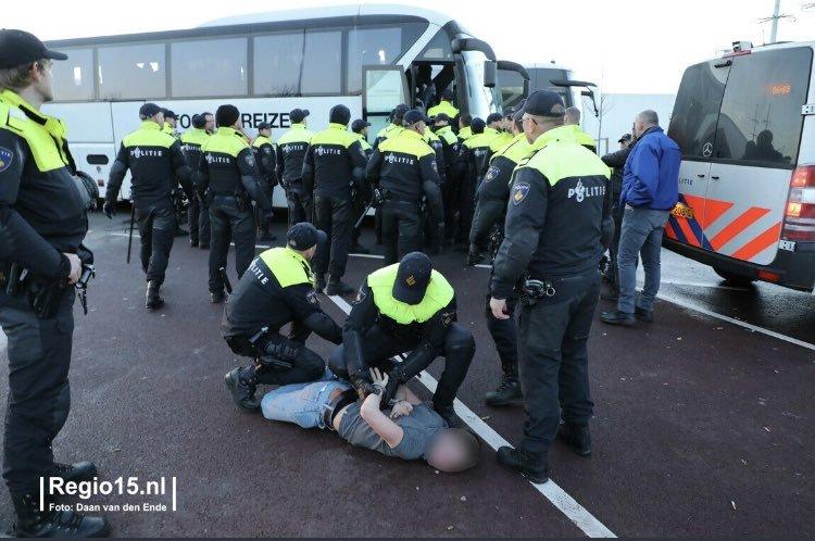 Hijs Hokij wil geen supporters uit Nijmegen meer in De Uithof
