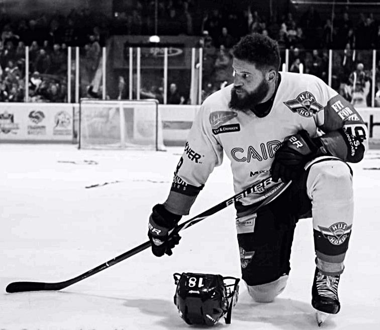 Viktor Gibbs Sjödin stopt met ijshockeyen