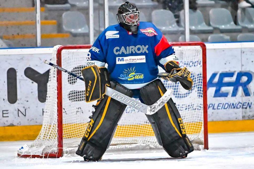 Jan Willem Groenheijde blijft in Den Haag spelen