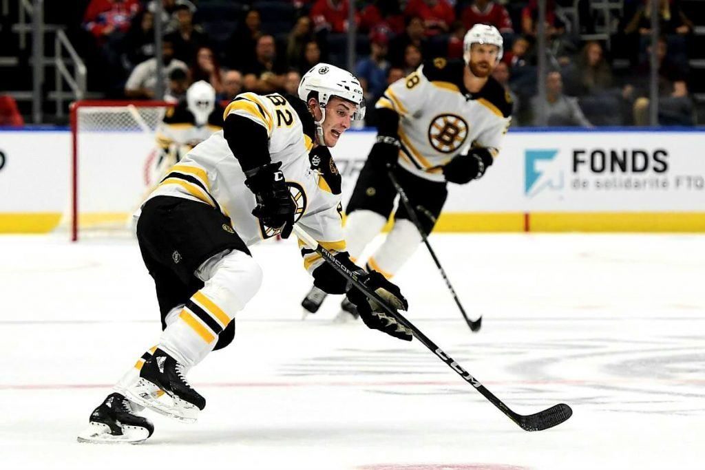Cairox Hijs Hokij contracteert Boston Bruins draft pick Jesse Gabrielle!