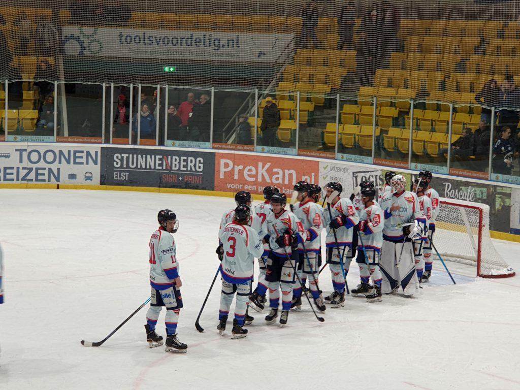 Cairox Hijs Hokij verslaat Nijmegen Devils