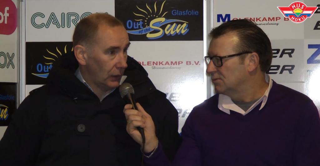 Interview   Chris Eimers na het verlies tegen HYC Herentals
