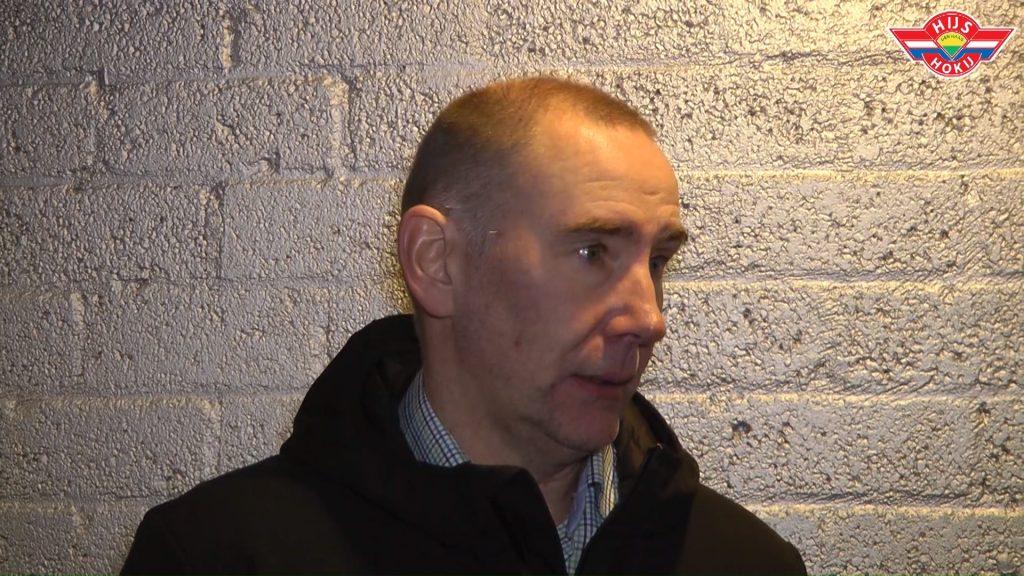 Interview | Chris Eimers na de overwinning op Chiefs Leuven