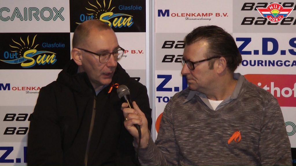 INTERVIEW   Chris Eimers na de overwinning op Tilburg Trappers
