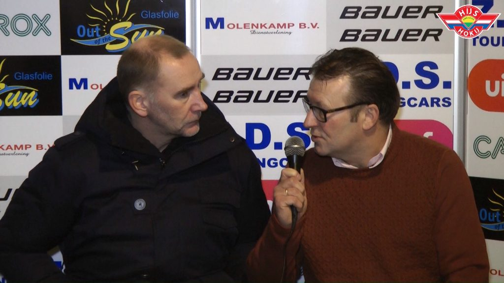 INTERVIEW   Chris Eimers na de overwinning op Antwerp Phantoms