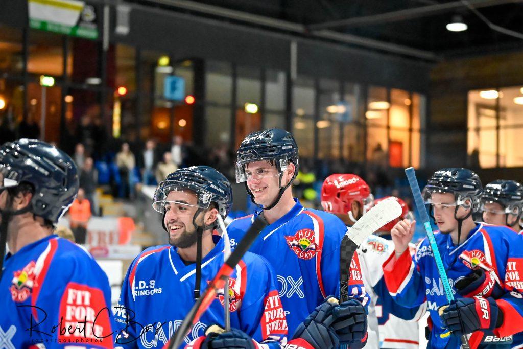 Cairox Hijs Hokij verslaat Nijmegen in overtime