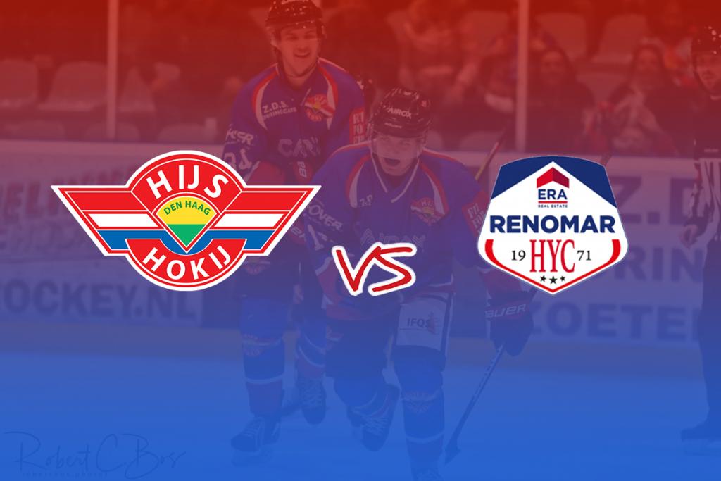 Cairox Hijs Hokij speelt Halve Finale tegen HYC Herentals!
