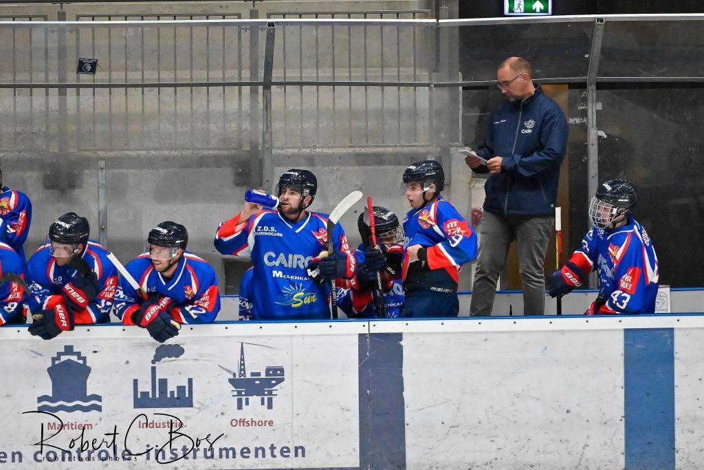 IJshockey krijgt uitzondering rondom 1.5 meter regel!