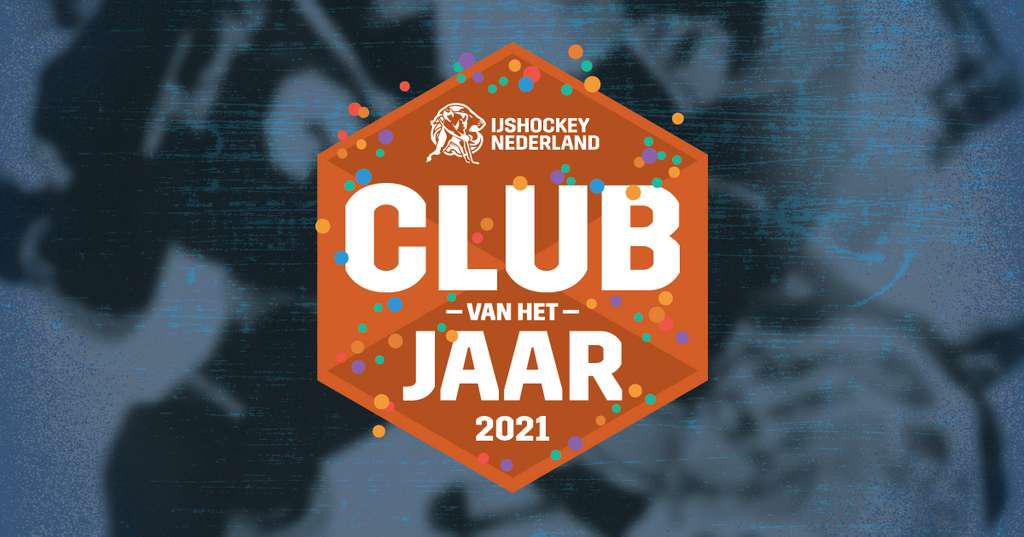 Hijs Hokij uitgeroepen tot IJshockeyclub van het jaar 2021!
